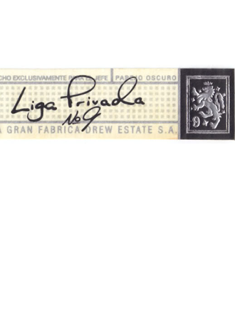 Liga Privada #9 Cigars