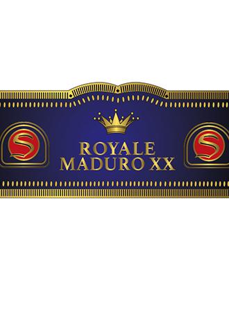 Serino Royale Maduro XX Cigars