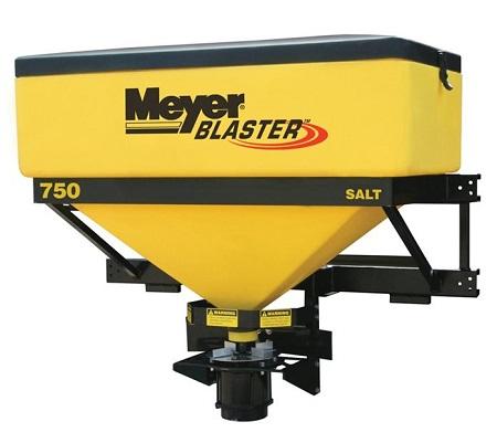 Meyer 750/750S Tailgate Salt Sand Spreader