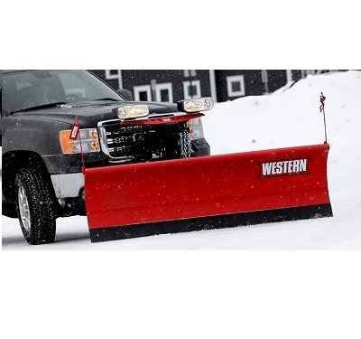 Western Snow Plow