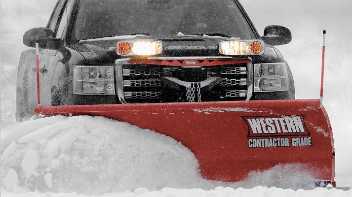 Western Ultra Mount Pro Plus SnowPlow