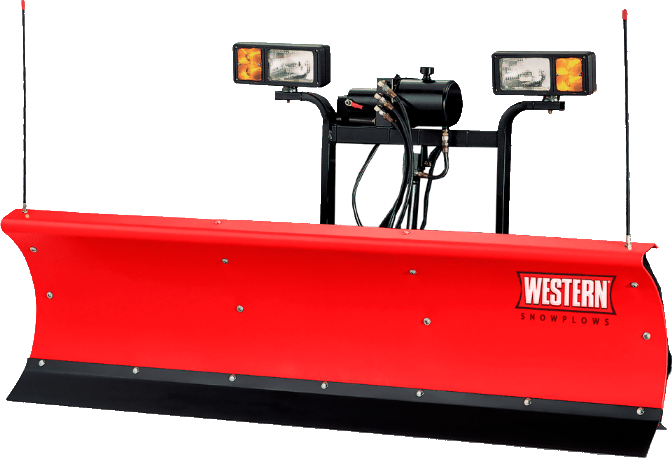 Western Standard Snow Plows and Parts