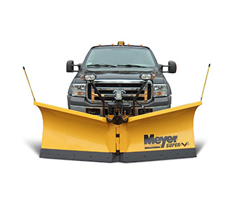 Meyer Snow Plows at Angelo's Supplies / SiteOne