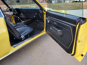 1967 Camaro Convertible RS SS 427