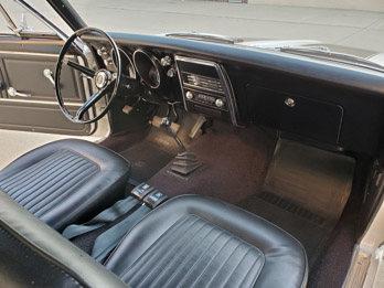 1967 Camaro RS 327