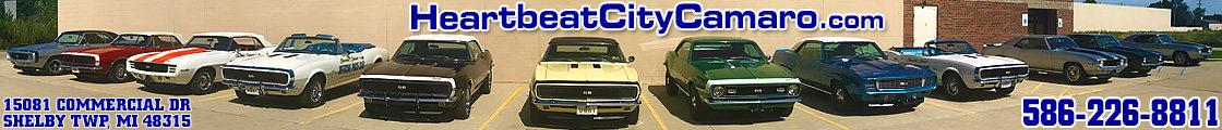 HeartbeatCityCamaro.com