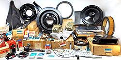 NOS and Rare Camaro Parts
