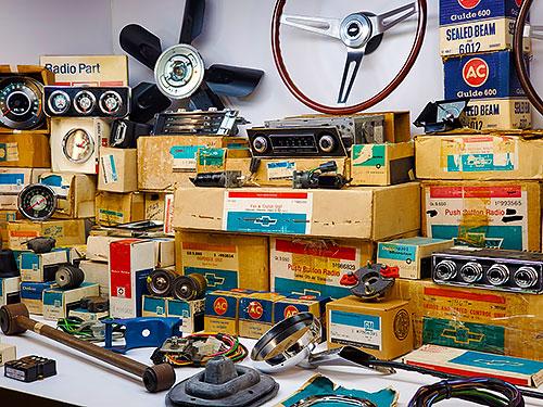 NOS & Rare Camaro Parts