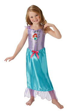 Girls Fairytale Ariel Costume