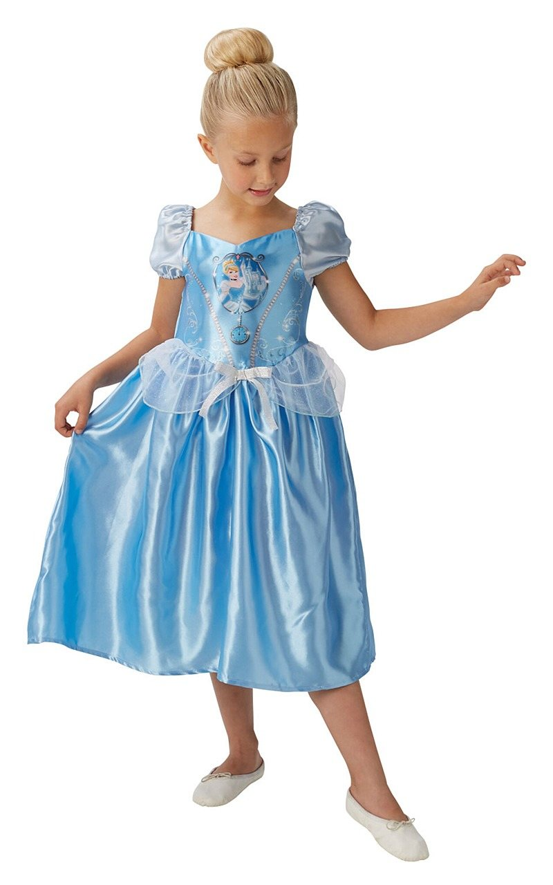Girls Fairytale Cinderella Costume