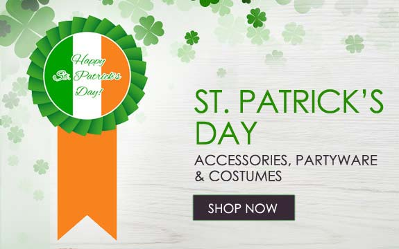 St Patricks Day Party Decorations