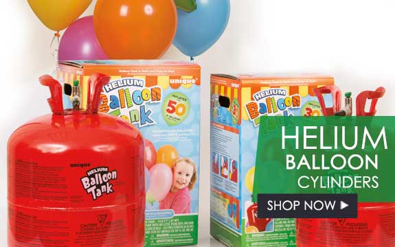 Helium Balloon Cylinders