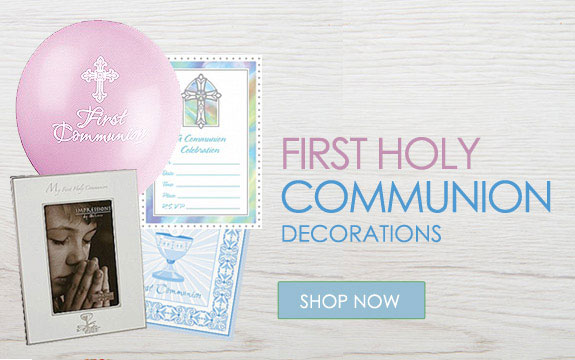 Communion Party Decorations