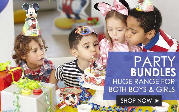 Party Supplies and Bundles