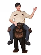 Carry Me Gorilla Costume