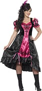 Sassy Saloon Costume