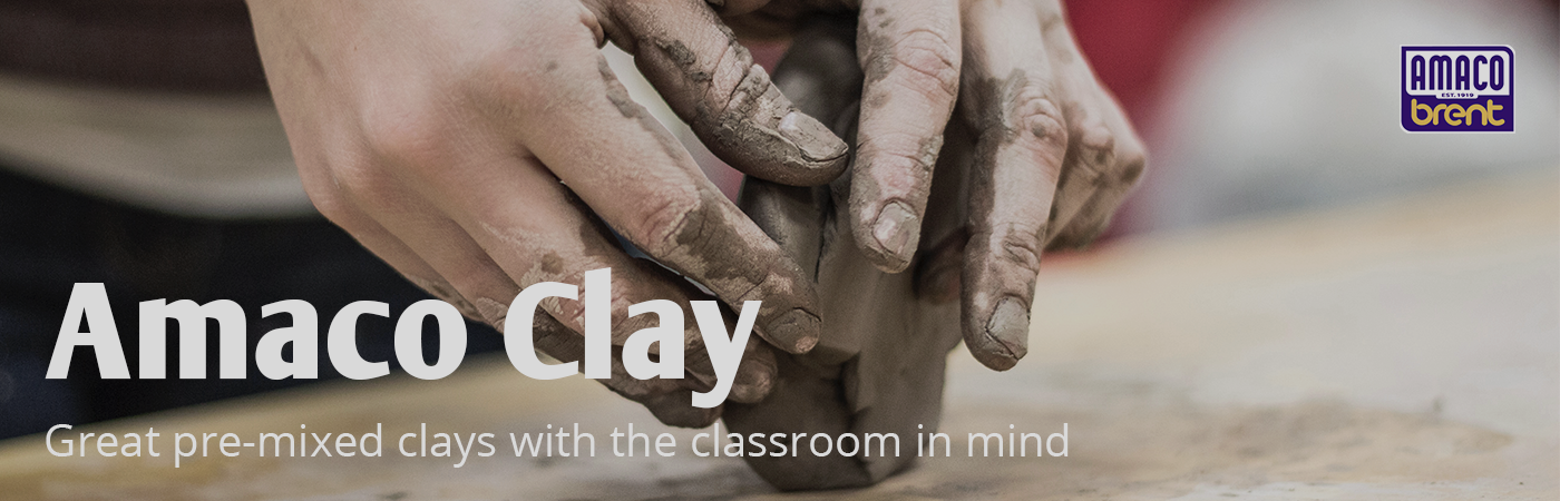 Amaco clay for sale in large quantities for schools, universities, and studios
