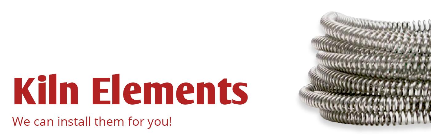 Kiln elements, Skutt elements, heating elements, Paragon elements, Skutt, Paragon, replacement elements, element pins, Coneart elements, L&L elements, Coneart, L&L, Olympic elements, Olympic, screws, AMACO elements, AMACO Excel, Excel, Excel elements