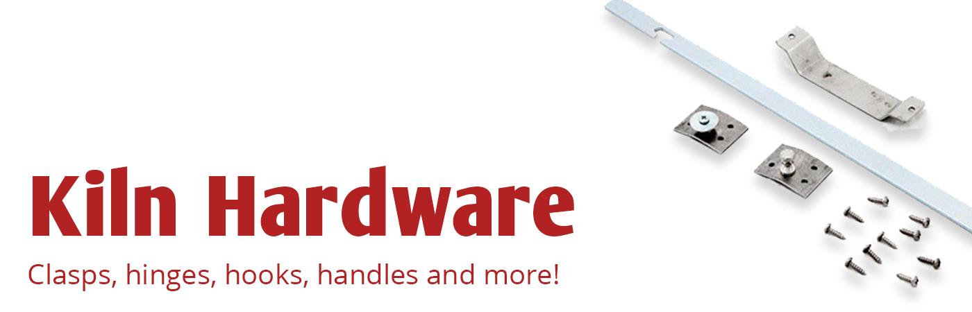 kiln hardware, kiln clasp, kiln hinge, kiln hook, hinge replacement, kiln hinge replacement, kiln lid latch