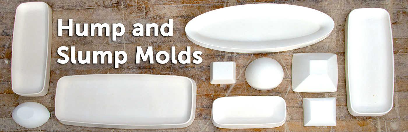 mold, ceramic molds, pottery molds, hump molds, slump molds, plaster molds, hydrostone molds