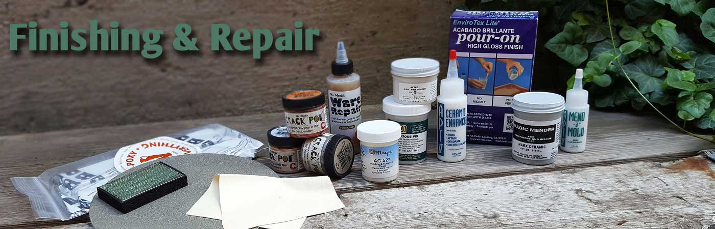 pottery repair, ceramic repair, bisque fix, magic mender, APT, APT II, ware repair, ceramic enhancer, porcelain and ceramic enhancer