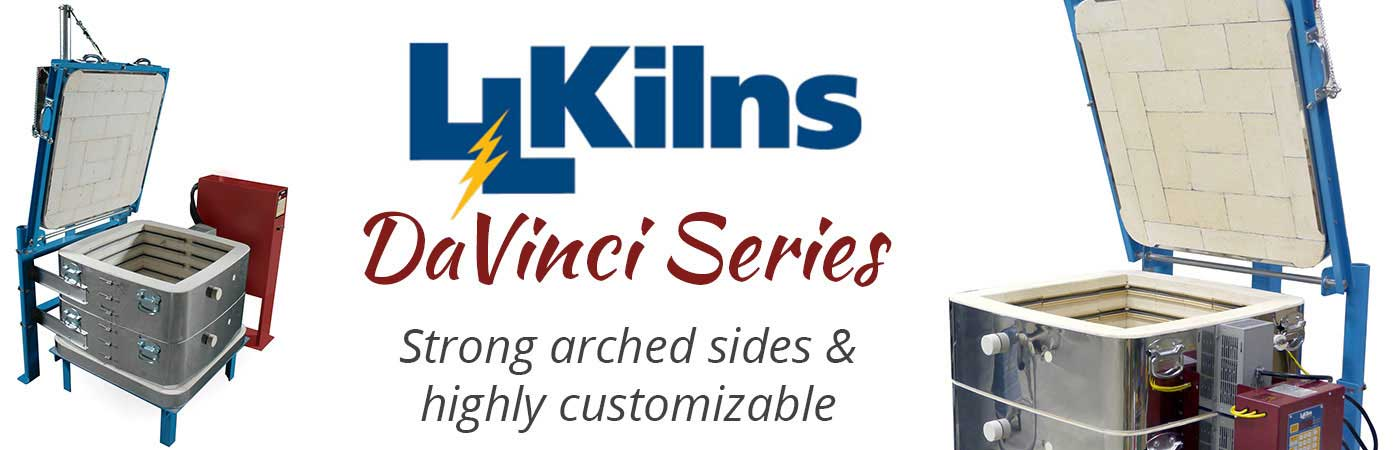 l&l davinci kiln discounted square