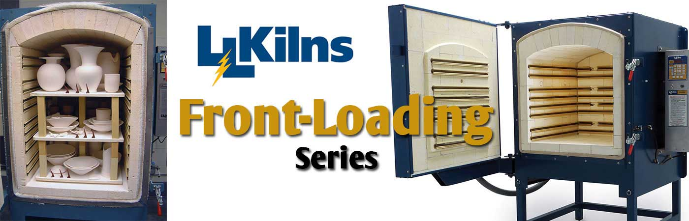l&l front loading high capacity kiln sale discounted