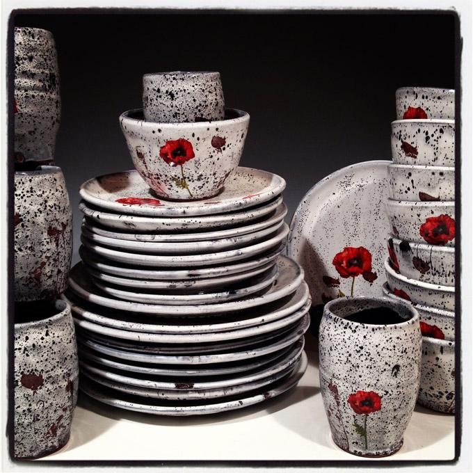 justin rothshank, rothshank, ceramics, pottery, surface decoration, ceramic decals