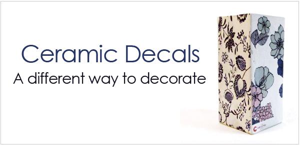 Ceramic Decals The Ceramic Shop