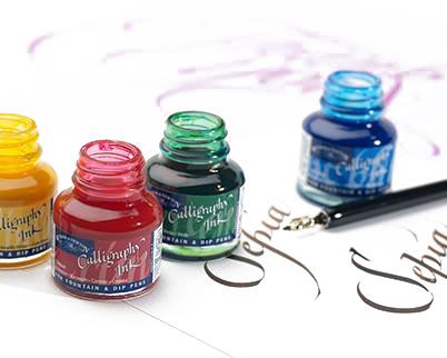 Calligraphy Inks