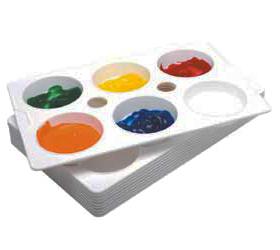 Water Pots & Palettes
