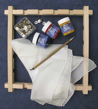 Silk Paint & Accessories