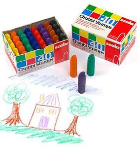 Crayons/Chalk/Pastels