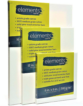Canvas Slim Elements