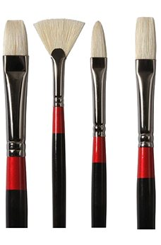 Georgian Oil Brushes