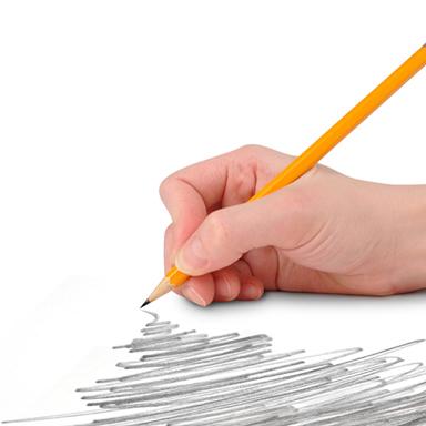 Pencils/Sharpeners/Erasers