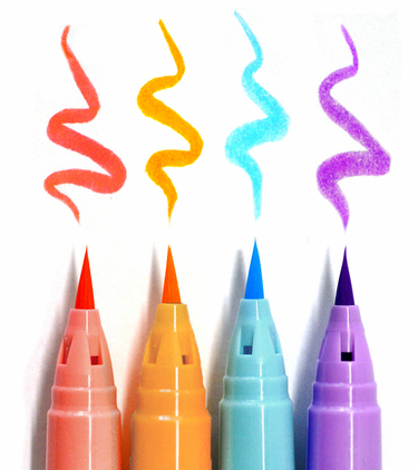 Zig Clean Color Brush Pens