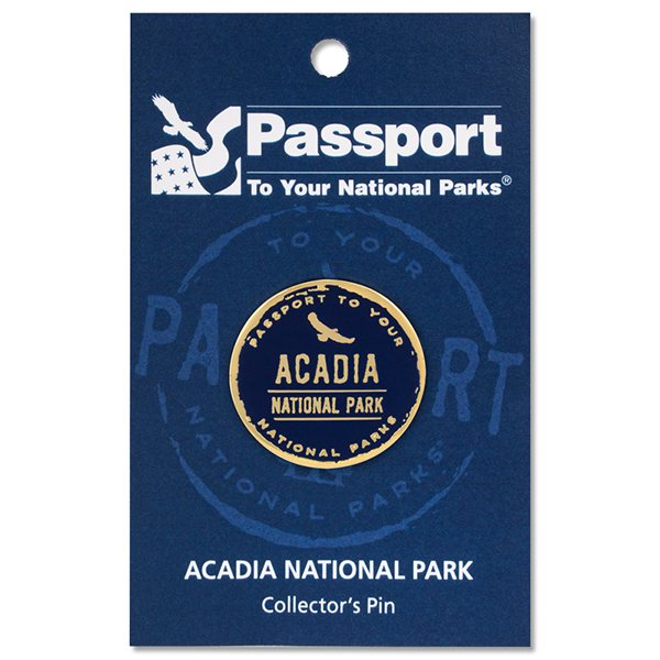 Passport Collectible Pins