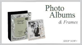 Photo Albums & Frames