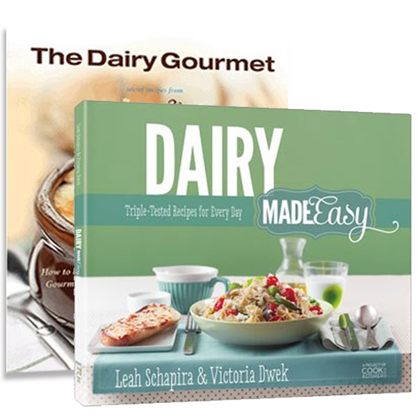 Dairy Cookbooks