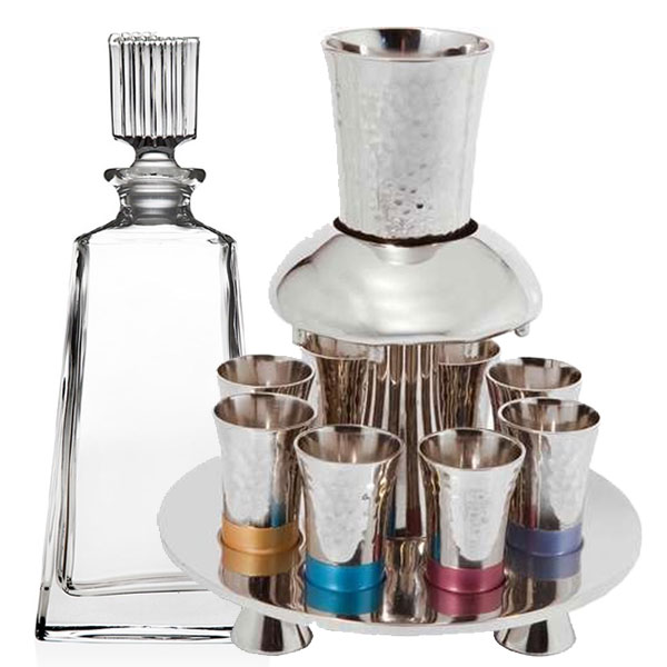 Liquor Sets & Wine Fountains