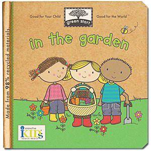 Green Start Board Book - In the Garden