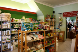 Inside the eco shop, Eco at Home, Willoughby, Sydney