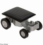 Micro Solar Car