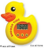 Yellow ducky Shower Timer