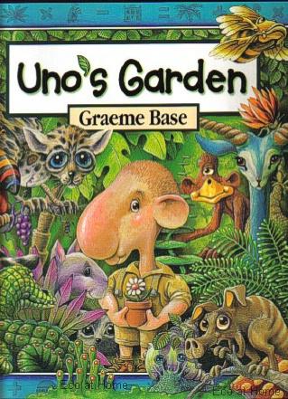Book Uno's Garden