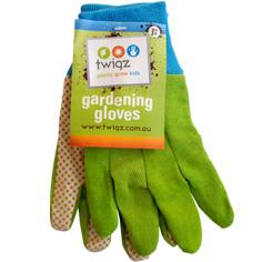 Childs gardening gloves
