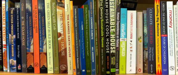 Eco Books all about Sustainable Living