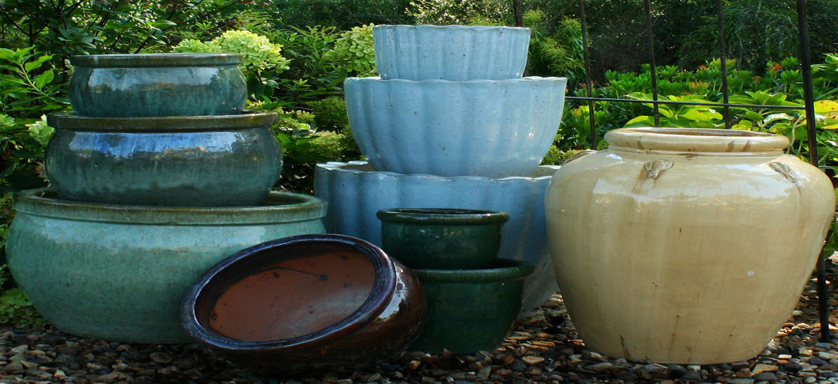 Our Pottery Selection is Awesome!
