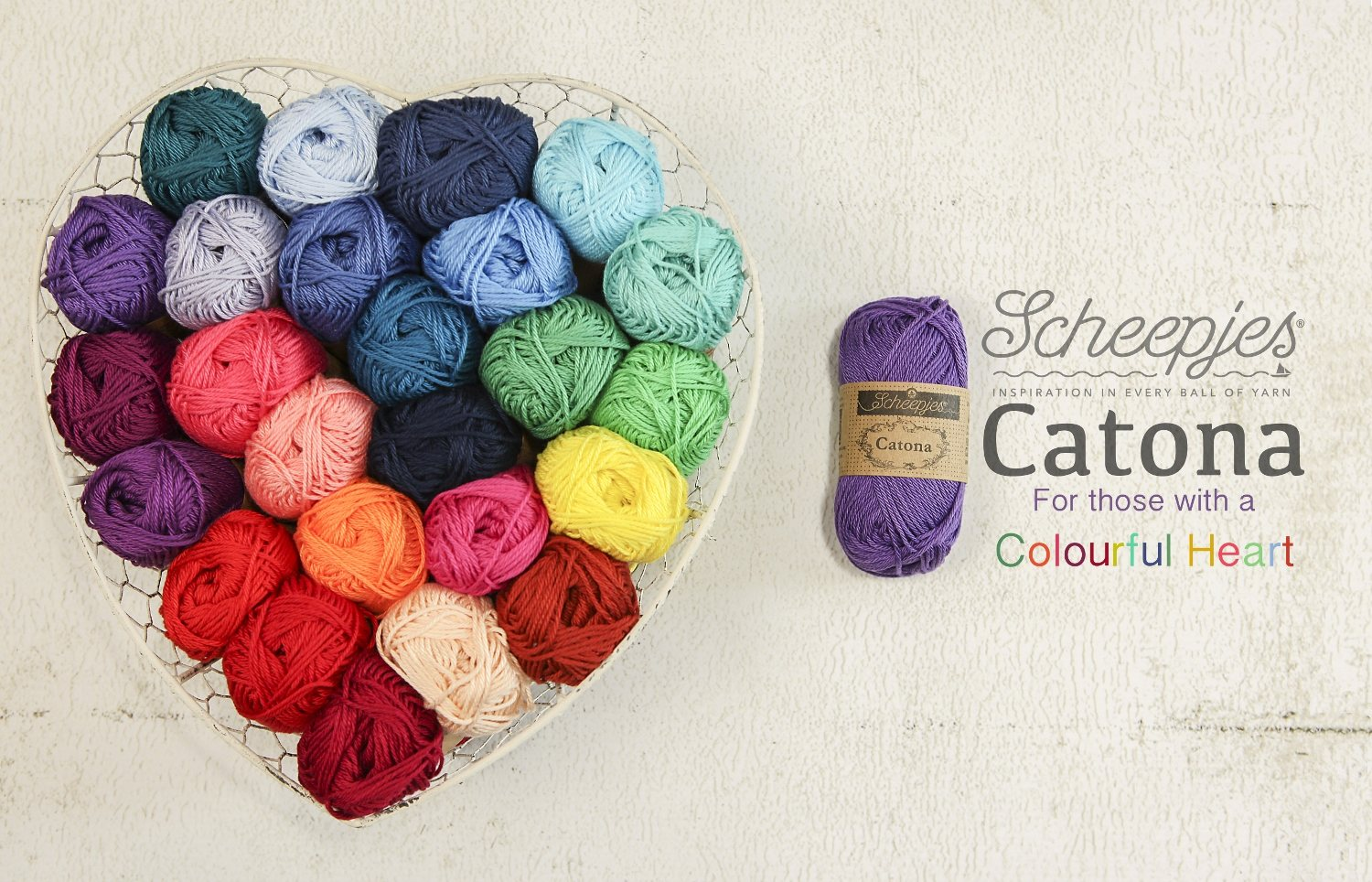 Catona 50g comes in more than 100 colours